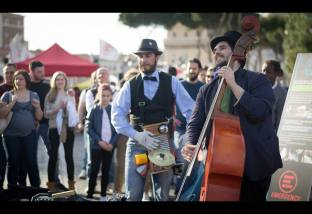 Busking - Peppe Pè and Gabbo