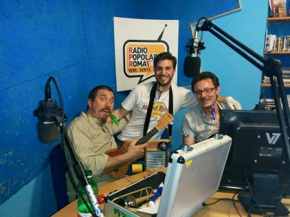 Live on Radio Popolare