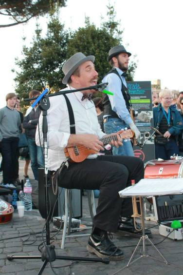 Busking - Mike