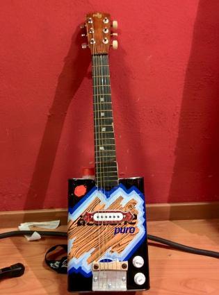 Ace-Tone Tin Can Guitar