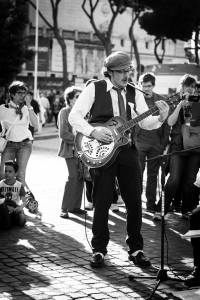 Busking - Peppe Cash